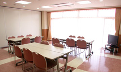 地域交流スペース(会議室)
