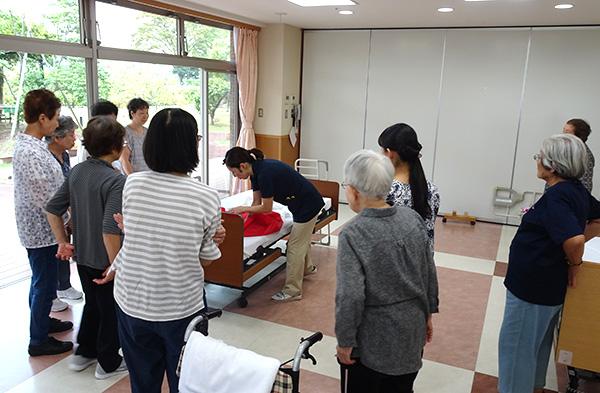家族介護教室