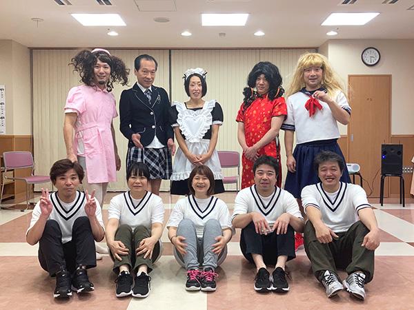 ユニットリーダー主催のお楽しみ会開催!