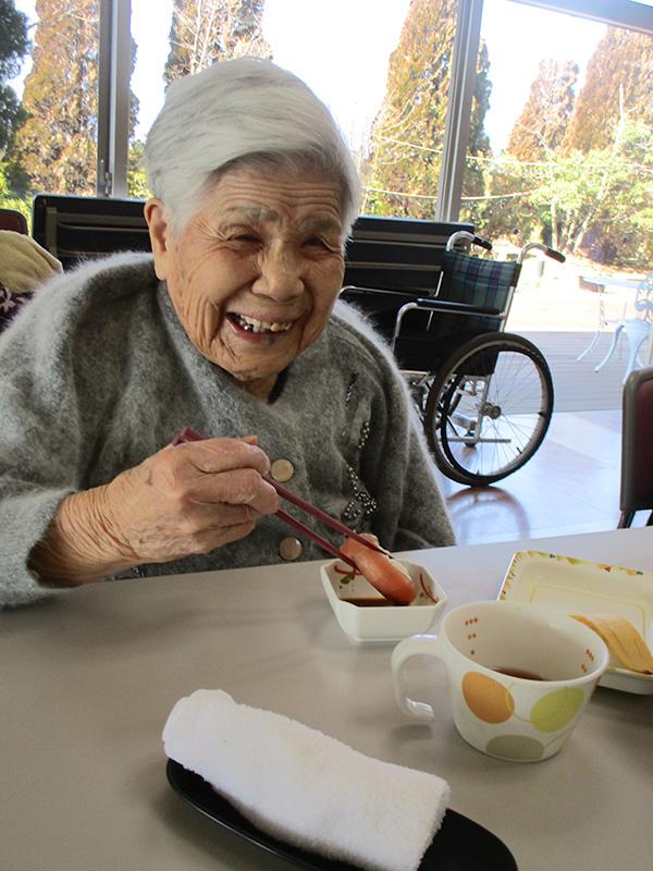 寿司パーティー開催!